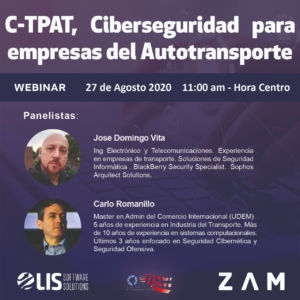 Certificación CTPAT