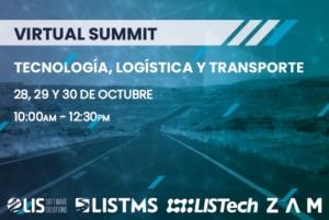 Tecnología, logística evento