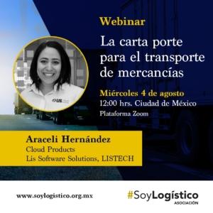 #soylogistico